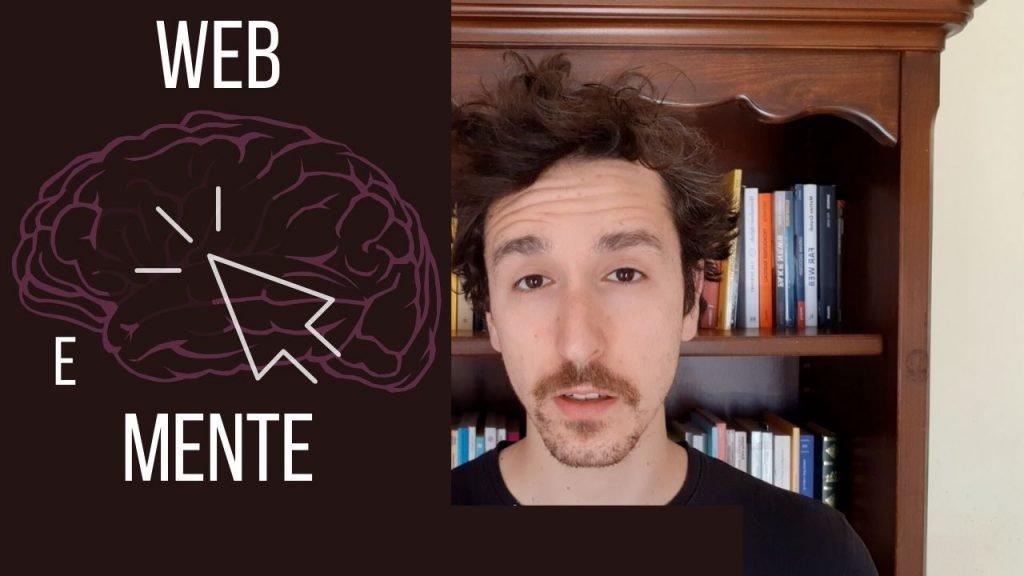 web e mente foto